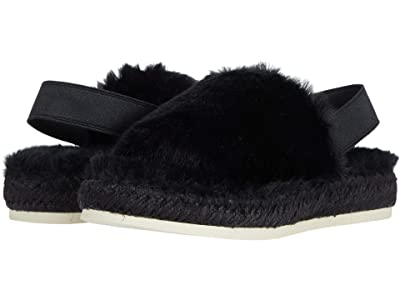 Dolce Vita Keya (Black Faux Fur) Women