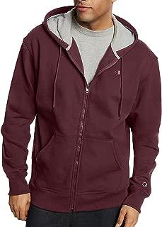 Champion Men's Powerblend Fleece Full Zip Jacket