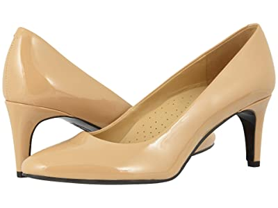 Trotters Babette (Nude Patent) Women