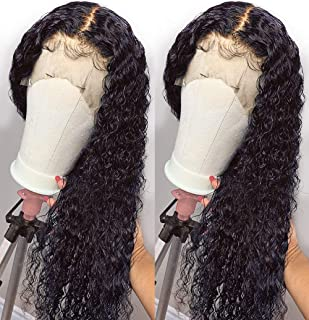 Best front lace wig red Reviews
