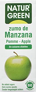 NATURGREEN ZUMO MANZANA 3 x 200 ml