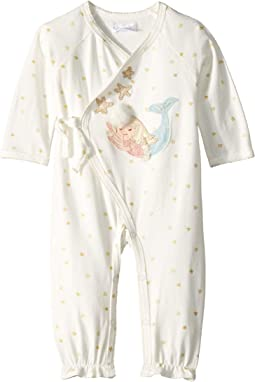 Mermaid Kimono One-Piece Playwear (Infant)