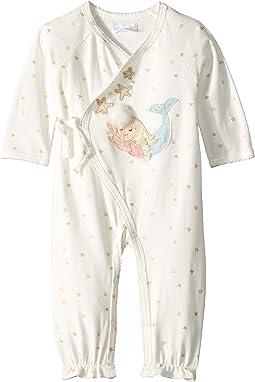 Mermaid Kimono One-Piece Playwear (Infant)