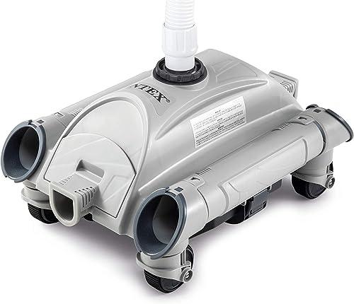 Intex-automatischer-leistungsstarker-Poolbodenreiniger