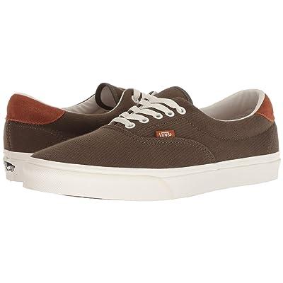 Vans Era 59 ((Flannel) Dusty Olive) Skate Shoes
