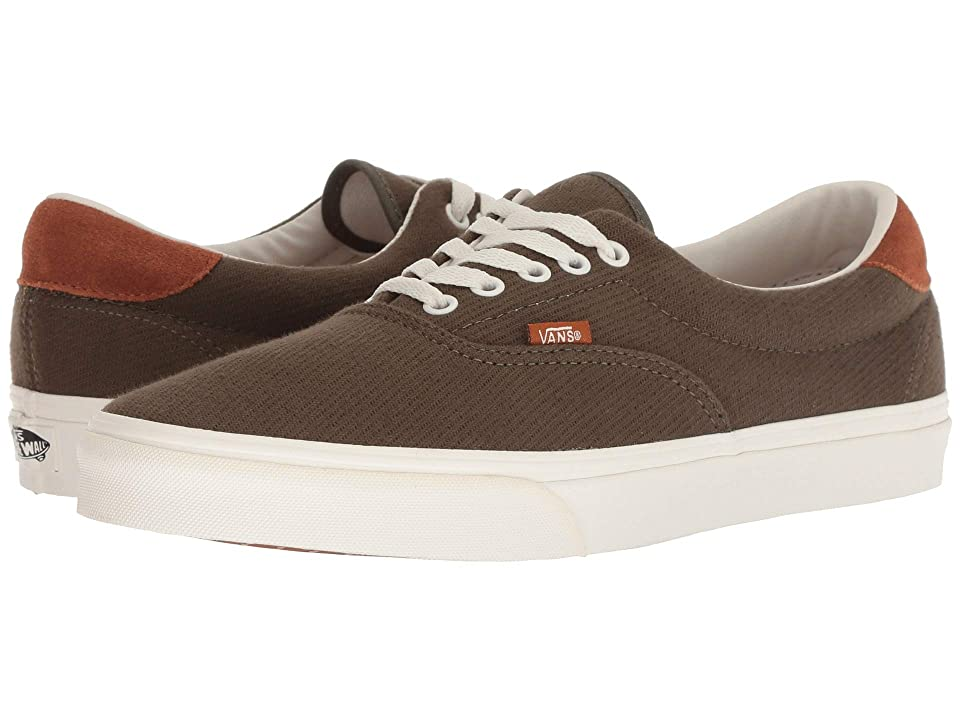 Vans Era 59 ((Flannel) Dusty Olive) Skate Shoes