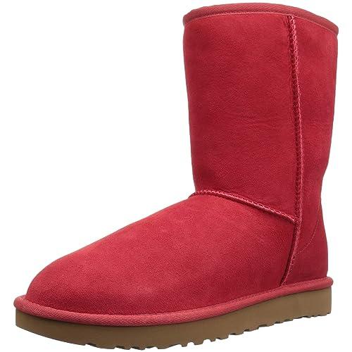 abb8f49716b Red UGG Boots: Amazon.com