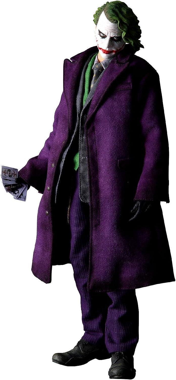 Batman The Dark Knight Movie Medicom 12 Inch Real Action Heroes Joker  Why So Serious