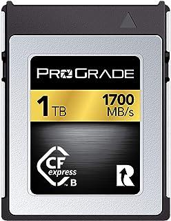 ProGrade Digital (プログレードデジタル) CFexpress Type B GOLD 1700R 正規輸入品 (1TB)