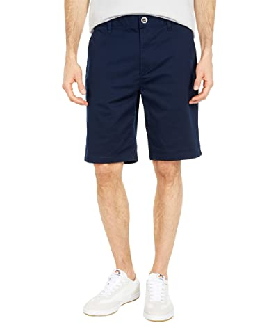 RVCA The Week-End Stretch Shorts (Navy Marine) Men