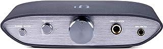 IFI Zen DAC - HiFi Desktop Digital Analog Converter with USB3.0 B Input/Outputs: 6.3mm Unbalanced / 4.4mm Balanced/RCA - A...