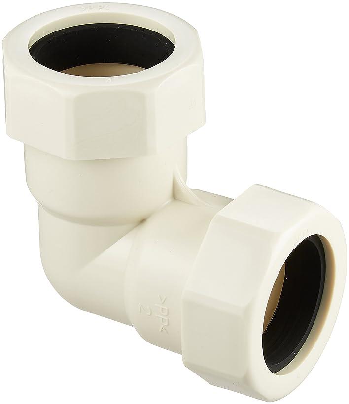 むちゃくちゃリハーサル半ばカクダイ 樹脂製排水管部品 洗面エルボ 433-523