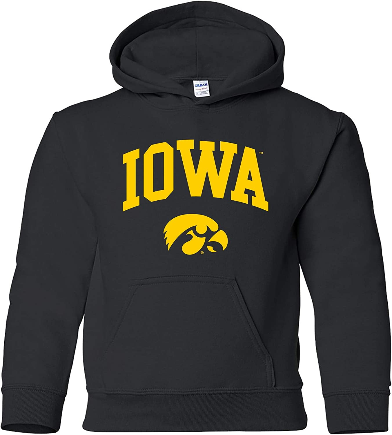 NCAA Arch Free Shipping New Branded goods Logo Team Color College Hoodie University Youth