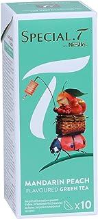 Original Special T - Mandarin Peach - 10 Kapseln 1 Packung für Nestlé Tee Maschinen