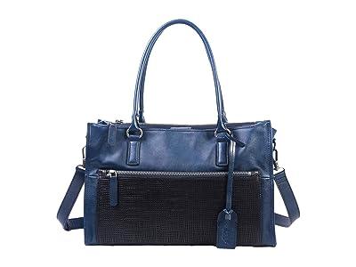 Old Trend Genuine Leather Senna Leaf Tote Bag
