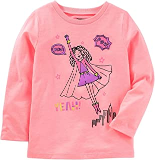 OshKosh B'gosh Girls Long Sleeve Tees