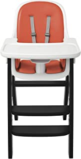 OXO Tot Sprout High Chair, Orange/Black