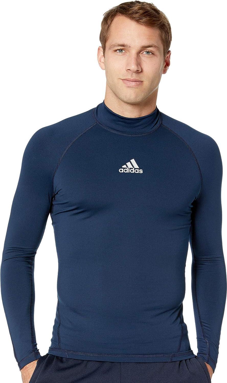 Adidas Soccer Alphaskin Sport Long Sleeve Climawarm Tee