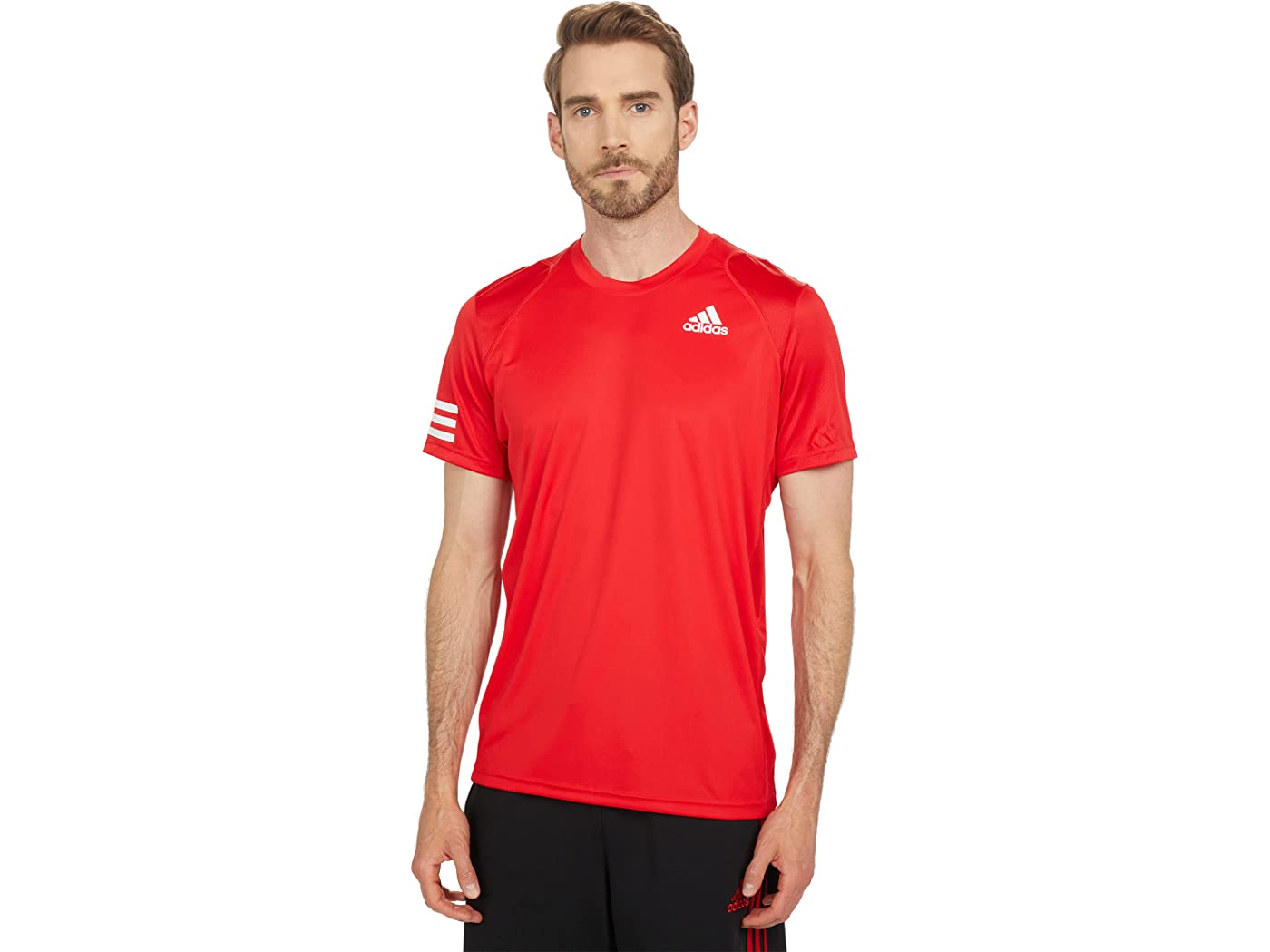 Adidas Club 3-Stripes Tee