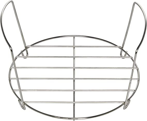Instant Pot 5252282 Stainless Steel Official Wire Roasting Rack