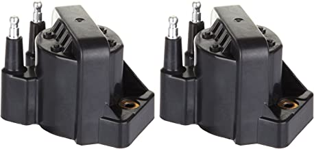 Aintier Set of 2 Ignition Coil Pack Compatible with Buick/Cadillac/Chevy/GMC/Honda/Isuzu/Oldsmobile/Pontiac 1986-2009 DR39 C1316 D545
