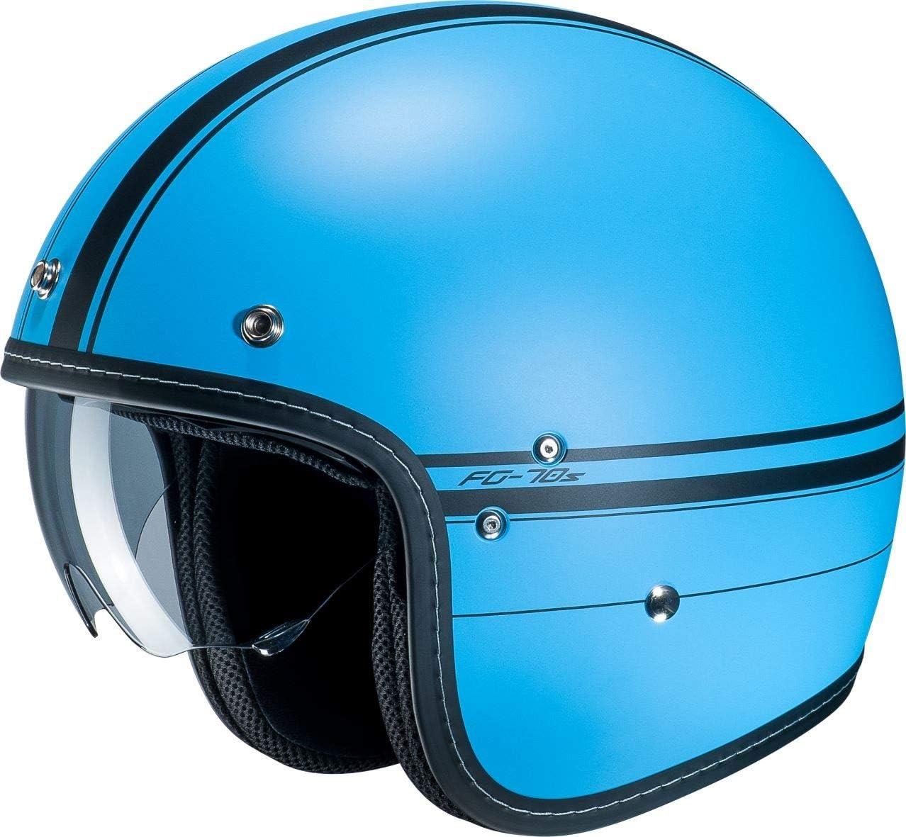 Motorradhelm Hjc Fg 70s Ladon Mc2sf Blau Xs