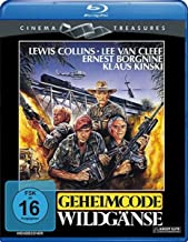 Code Name: Wild Geese Germany, Region Free