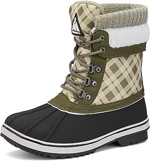 Women's Winter Snow Boots Waterproof Insulated Duck Boots...