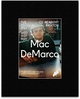 Stick It On Your Wall Mac Demarco - 2017 UK Tour Mini Poster - 25.4x20.3cm