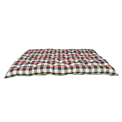 Sleepinns Amena Ae Large Soft Cotton Multicolour Mattress (2 Sleeping Capacity)_72X48X4-Inch