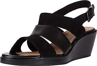 Clarks Un Plaza Go womens Wedge Sandal