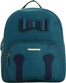 Lapis O Lupo Women's Tourquise Adnachiel Backpack Multi-functional pocket design
