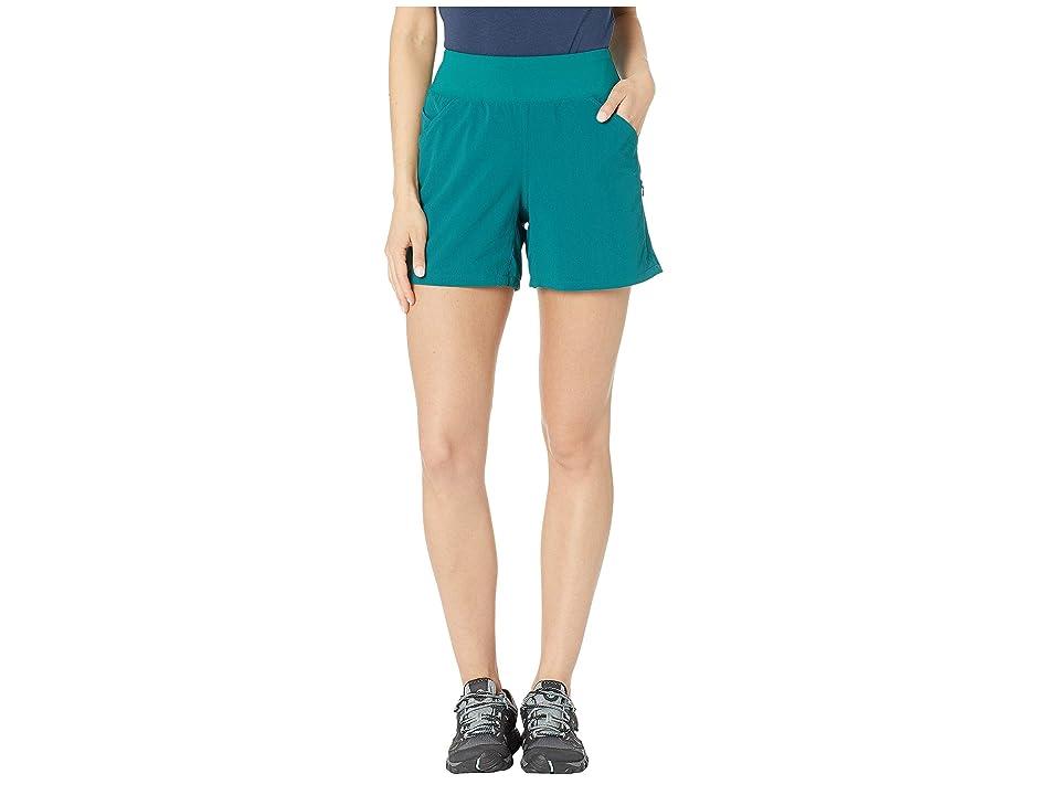 Mountain Hardwear Logan Canyontm Shorts (Dive) Women