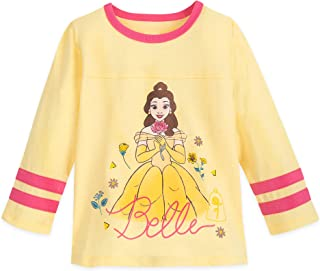 Disney Belle Football T-Shirt for Girls – Beauty and The Beast