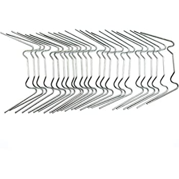 Greenhouse Spare Parts Glass Clips W Glazing Clips pack of 100 pcs