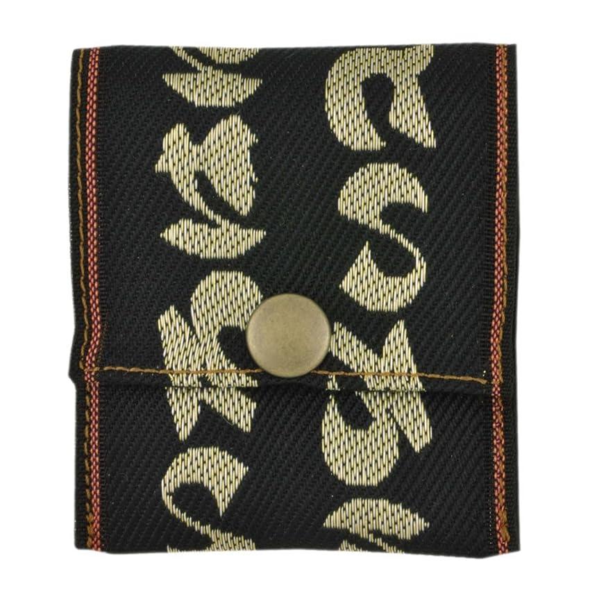 追加ヶ月目作曲家畳縁コインケース【いろはにほへと】倉敷発日本産の高級大宮畳縁を使用した和柄小銭入れ