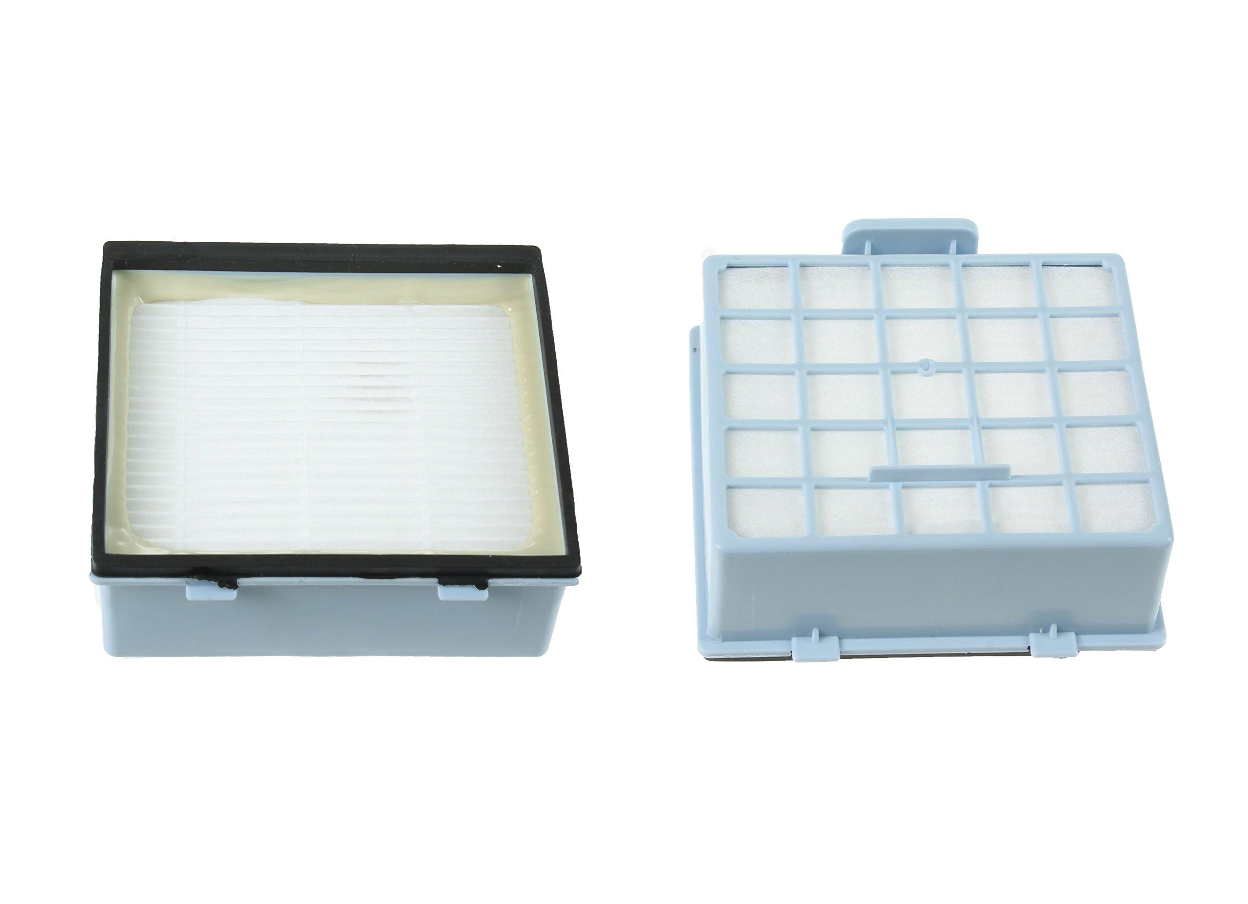 Filtro HEPA para aspiradora BOSCH alergia BSGL4 BSG6 BBZ153HF 572234: Amazon.es: Hogar