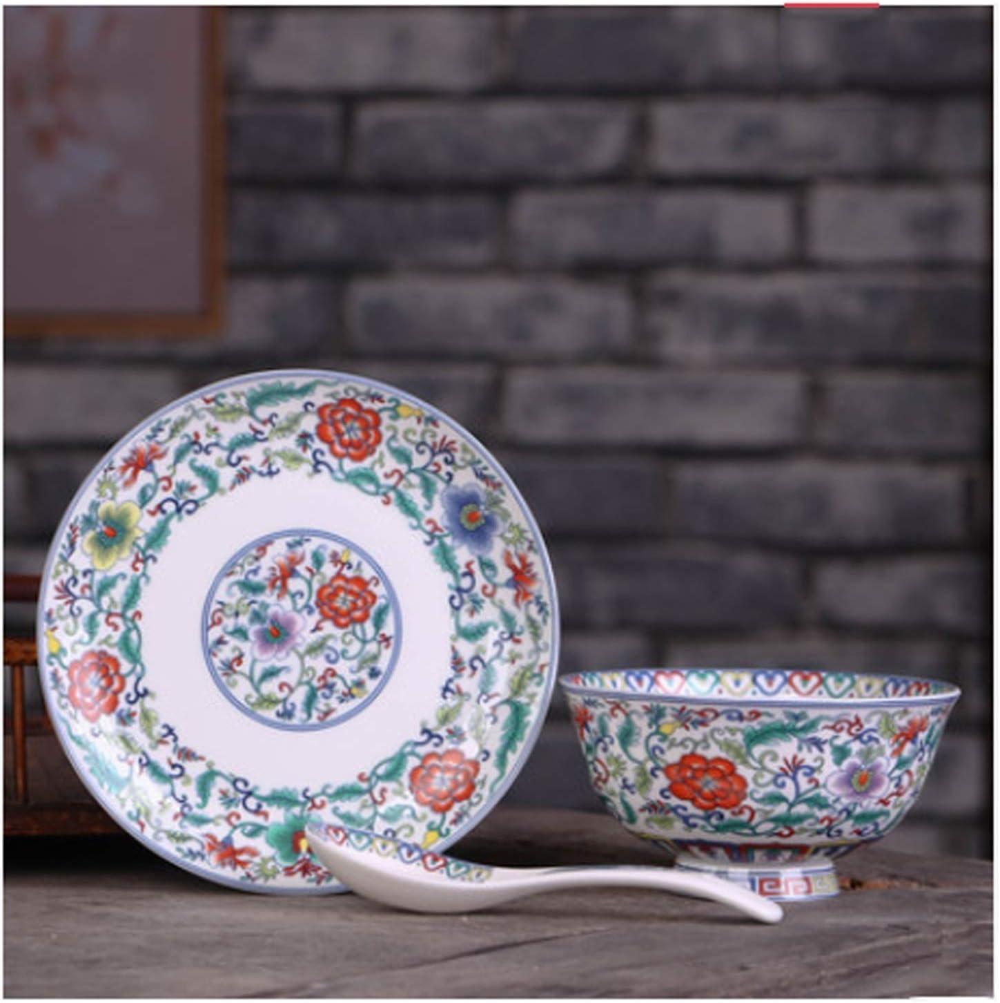 Latest item Dessert Spoon Three-piece set of Chinese china an bone household Ranking TOP5