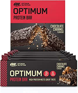 Optimum Nutrition ON Protein Bar Barritas Proteínas con