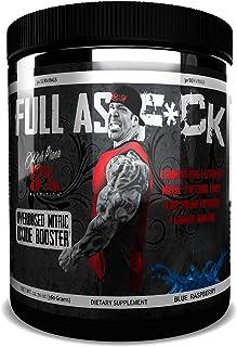 Rich Piana 5% Nutrition FAF Overdosed Nitric Oxide Boosting, Non-Stim, Pre-Workout Powder | Massive Pumps, Strength Gains ...