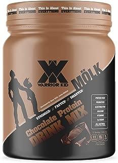 Warrior Kid Chocolate Protein Drink Mix – 1 Pound