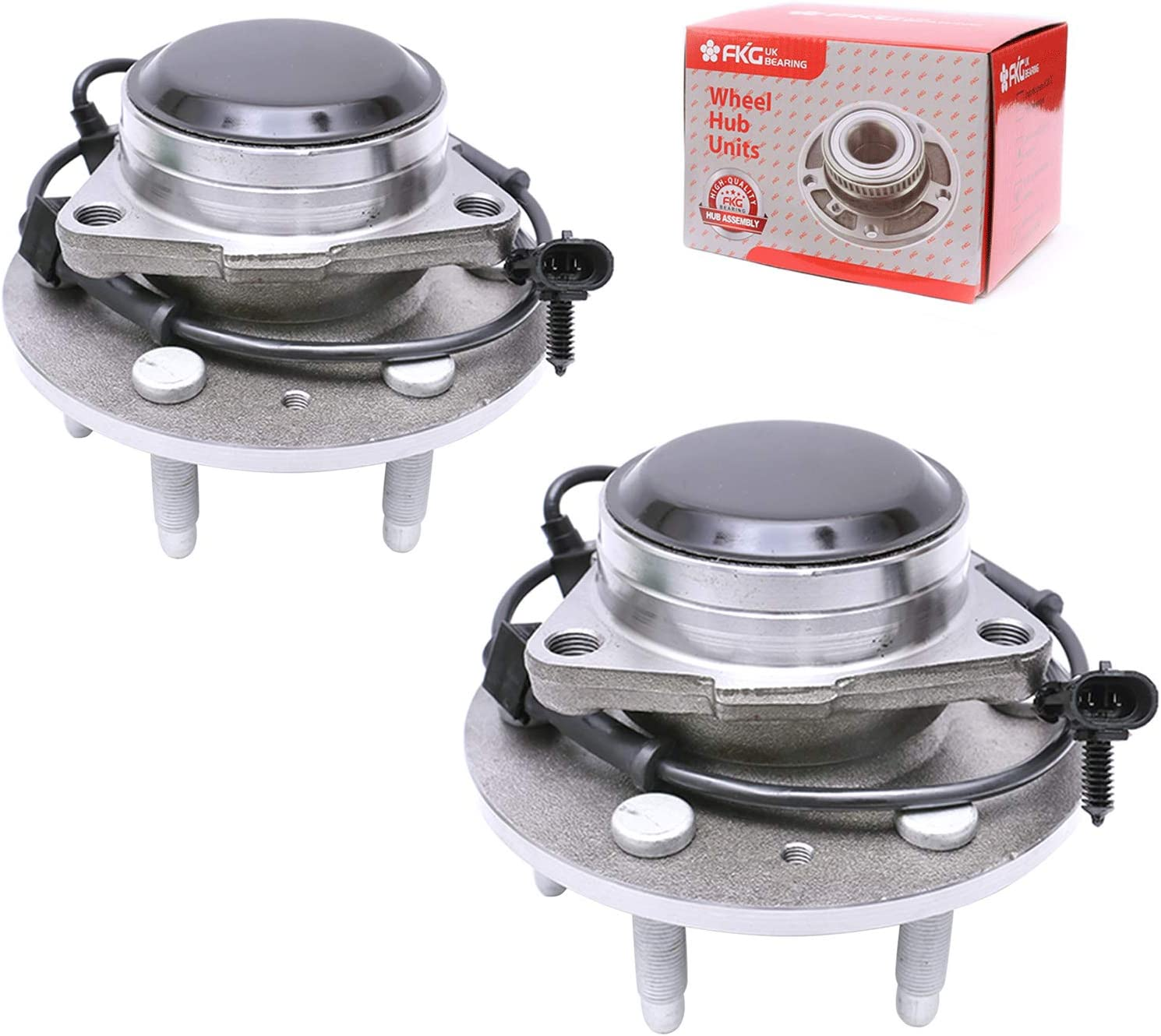 FKG trust 515054 2WD ONLY Front Wheel Bearing for Hub Chevy Arlington Mall Assembly