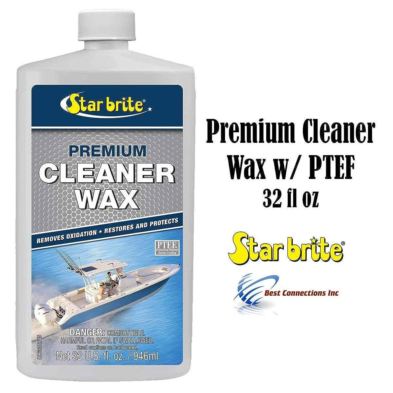 Star Brite Premium Cleaner Wax, 32 Oz.