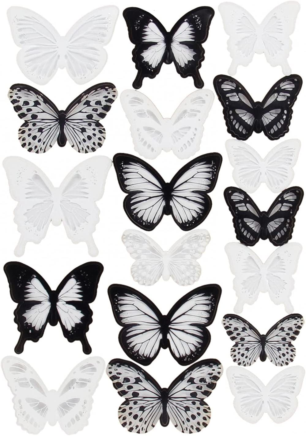 Butterfly Wall Decals NEW before selling ☆ Stickers-3D Simulation Ranking TOP15 De Decor