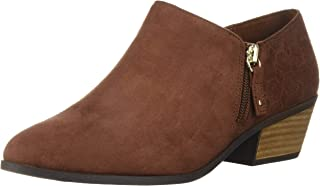 earth origins paige ankle boots stone