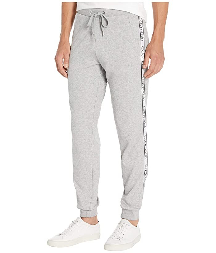 Athletic Jogger (Heoric Grey Heather) Men's Casual Pants
