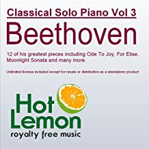 royalty free music beethoven
