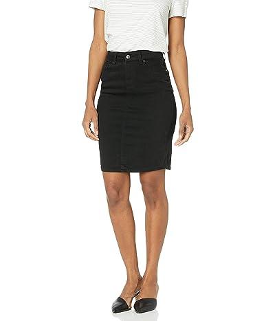 CG JEANS Stretch Denim Mini Skirt Jean Skirts Basic Five Pocket