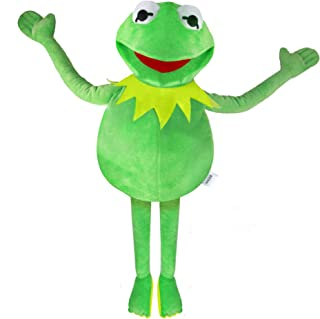 24 Inch Original Kermit The Frog Hand Puppet The Muppets Show Hand Puppets, Soft Hand Frog Stuffed Plush Toy, Gift Ideas f...