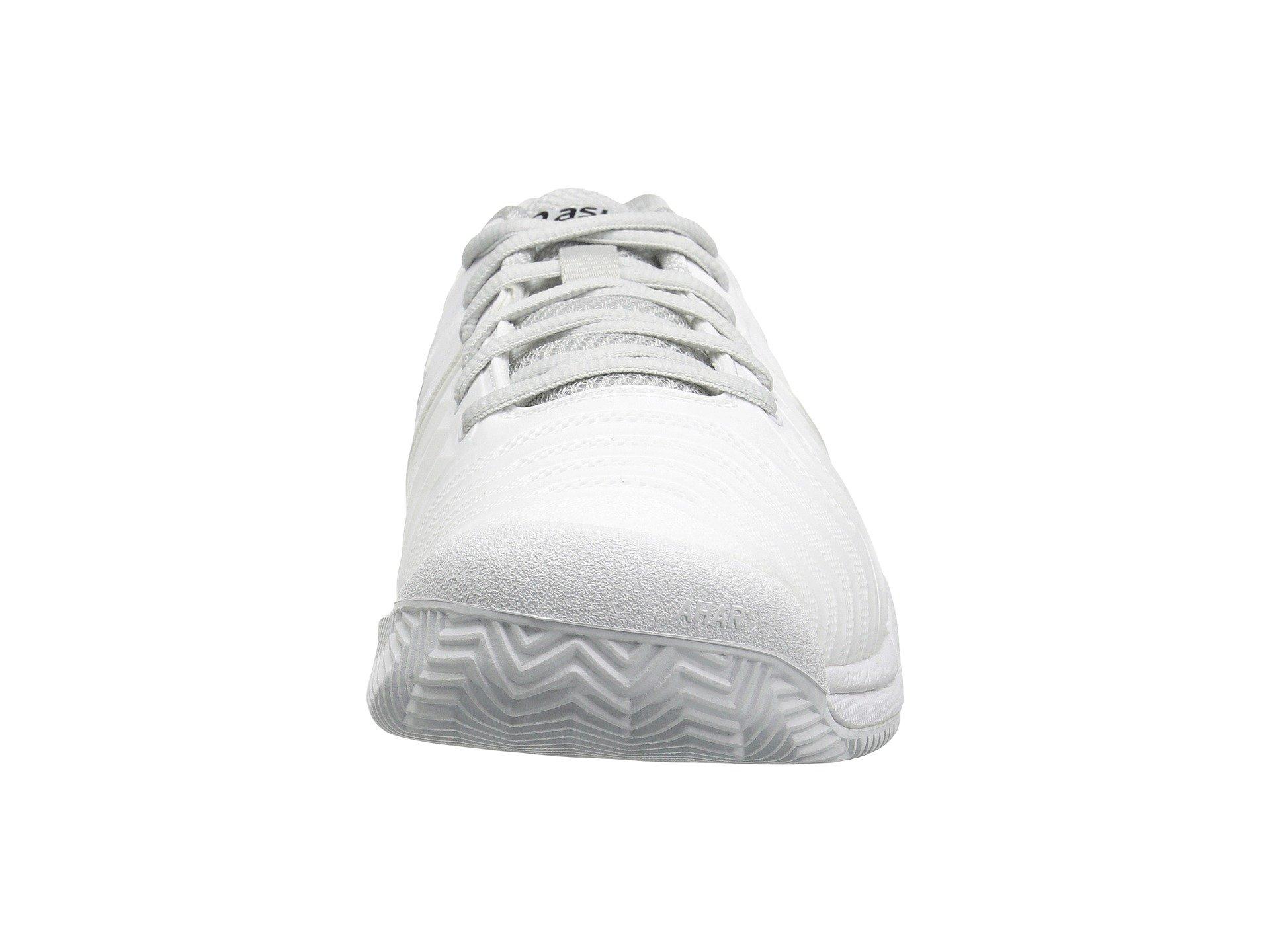 silver White 7 resolution Gel Court Clay Asics wWqnXYaTx